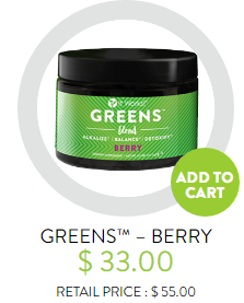 Buy It Works Greens Berry